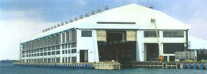 Transfer Building & Jetty, Pulau Semakau